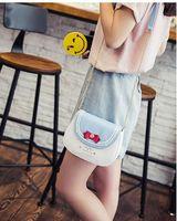 saco de gato branco venda por atacado-Atacado-Samantha Vega 20Y Limited Sailor Moon Bag Bolsa das senhoras Preto Branco Gato Luna Lua Mulheres Mensageiro Crossbody Bag
