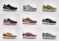 chaussures de respiration achat en gros de-NIKE Nouveau designer Sneakers Sacai LDV Gaufre formateurs Daybreak Hommes Pour Femmes mode Respirez Tripe S Sports Chaussures De Course Taille 36-45 Avec Boîte