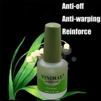 Wholesale bond nails resale online - Nail Prep Step Dehydrator Primer Bond Disinfection Nails Gel Polish Nail Art PH Beauty Balance liquid Manicure Tool