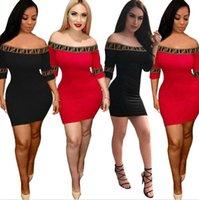 gargantilha de lantejoulas pretas venda por atacado-Black Sexy Vestido de Festa Mulheres Moda Verão Decote Em V Profundo Sem Encosto Halter Gargantilha Sequin Lantejoula Bodycon fenddi marca Vestidos Roupas Femininas
