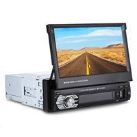 sintonizador universal de tv digital venda por atacado-Universal 9601G 7.0 polegada TFT LCD MP5 Car Multimedia Player com Bluetooth Rádio FM GPS América do Norte Mapa do carro dvd