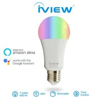 3pcs White Abs Isb600 Smart Wifi Led Bulb Multi-color Dimmable Free App Remote Control 7w Discounts Price Led Bulbs & Tubes Light Bulbs