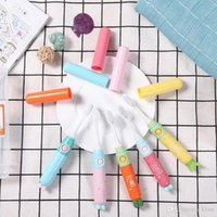 Wholesale free children toothbrushes for sale - Group buy Creative Funny Kids Brush Chidren Wave Brush Years Old Children Soft Bristle Toothbrush
