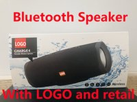 Wholesale bluetooth wireless microphone speaker resale online - Charge high quality wireless bluetooth speaker portable music speaker small speaker kaleidoscope multi audio with microphone