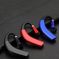oem auriculares al por mayor-Auriculares inalámbricos colgantes OEM Bluetooth 5.0 audio estéreo Auriculares Bluetooth auriculares mini auriculares deportivos Universal para teléfono Auriculares Android
