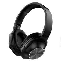 bilgisayar için kablosuz bluetooth mikrofonu toptan satış-Kablolu Kulaklıklar kulaklık oyun PC xbox one PS4 bilgisayar tablet akıllı cep telefonları için kablosuz kafa mikrofonu uzaktan kumanda bluetooth