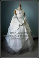 Wholesale movie wedding dresses for sale - Group buy Final Fantasy XV Lunafreya Nox Fleuret Luxury Wedding dress Cosplay Free shippin