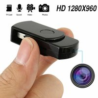mini kabelloser videorecorder dvr großhandel-Neue Mini-U-Disk-Kamera HD 1080P DVR Wireless Wifi Camcorder Digital Video Recorder Mode Neue Wireless-U-Disk-Kamera