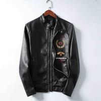 livraison gratuite de vêtements asiatiques achat en gros de-Styliste à capuche Veste Homme Vêtements 2018 nouveaux hommes Vestes Coupe-vent Courir Branded Automne Jacket Livraison gratuite Taille Asian M-3XL