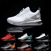 sapatos de corrida do euro venda por atacado-NIKE AIRMAX 720 AIR MAX 2019 run Utilitário 360 Novo 72C air sneaker Running Shoes esporte para homens tamanho Euro 40-45