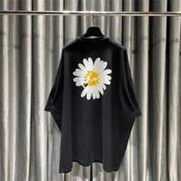 ingrosso migliori uomini di camicia nuova di stile-Nuovo Peaceminusone FRAMMENT DESIGN Uomo Donna Migliore Qualità Top Tees Oversize Tshirt hip hop Nero Estate T-shirt