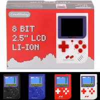 Wholesale arcade games for free resale online - Coolbaby RS Portable Retro Mini Handheld Game Console bit Color quot LCD Game Player For FC Game Games Free dhl shipping