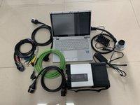 ingrosso tavoletta speciale-2019 mb sd connect mb star c5 con funzione speciale versione portatile ssd in tablet cf-ax2 i5cpu 8 gb ram velocità veloce pronta per lavorare