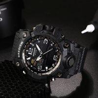 цифровые часы для дайвинга оптовых-Мода Повседневная Цифровые Часы Мужские и женские нейтральные наручные часы резиновые 30 м Дайвинг Часы бесплатная доставка