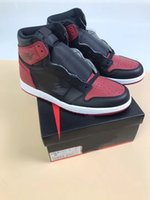 Wholesale shadow box sale for sale - Group buy Hot sale Air High OG Bred s Men Basketball Shoes Game Royal Banned Shadow Trainers sneakers With Original Box