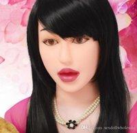ingrosso trans bambola reale-Giapponese Real Love Dolls sesso adulto maschio per la bambola gonfiabile, donna gonfiabile voce dolce bambole realistiche del sesso transex sex dolls