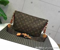 Wholesale first lady handbags for sale - Group buy Fashion bags hot First time on sal sale Women Luxury Lady Leather Handbags wallet Shoulder Bag Tote Clutch Bags Designer For Women bag