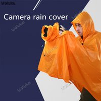 Wholesale dust cover camera for sale - Group buy Photography split SLR camera rain cover outdoor photography raincoat dust cover CD50 T03