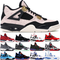 Wholesale cool man shoes resale online - 2019 Fiba Silt Red Splatter S Jumpman basketball shoes men bred cool grey stealth oreo white cement mens designer shoes