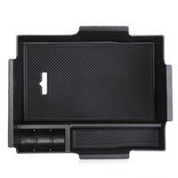 haval h6 toptan satış-Araba Kol Dayama Konteyner Saklama Kutusu Dayanıklı Mat Tasarım için Etkin Darbeye Haval A - H6 ABS Malzeme ile İstifleme toplama Ücretsiz Kargo