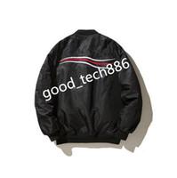 sudaderas de gran tamaño al por mayor-2019 marca de moda caliente chaqueta de los hombres abrigo con capucha manga larga otoño deportes zip rompevientos hombres rompevientos gran tamaño con capucha S-3XL