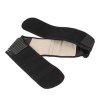 cinturón magnético dolor de espalda al por mayor-Terapia magnética Correa Soporte para la espalda Cinturón Dolor para la calefacción