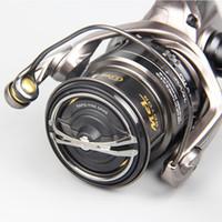Wholesale fake fish bait resale online - 2020 Fishing Original SHIMANO COMPLEX ci4 HGS F6 Spinning Fishing Reel Lure fishing reel