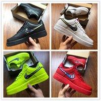ingrosso aria n-2019 nuove scarpe da running Nike Air Force 1 uomo basta farlo forza 1 sneakers corsa all'aperto Scarpe da skateboard ricamo taglia 40-45