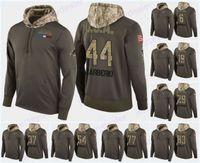 hoodie nathan do mackinnon venda por atacado-29 Nathan MacKinnon Colorado Avalanche camo militar capa da bandeira dos EUA Hoodie Jerseys 56 Marko Dano 57 Gabriel Bourque hoodies camisolas