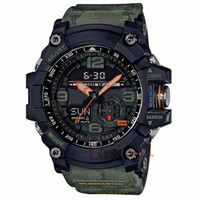 Wholesale new style bracelet male for sale - Group buy Men s Rubber Shock Watches Outdoor Top Brand G Style Wristwatches for Man Male Rubber Compass Analog LED Digital Sports Bracelet Watch