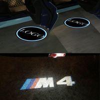 Wholesale bmw laser lights for sale - Group buy Maxup set M4 sign Car door Welcome light For BMW E90 E91 E92 E93 M3 M5 M6 F10 F12 F07 F13 F15 F16 F01 F02 Z4 GT amp X SERIES Laser