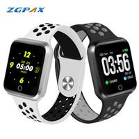 спортивные наручные часы оптовых-ZGPAX S226 Smart Watch Men Women 1.3