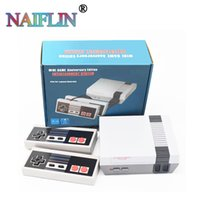 Wholesale video games online - New Arrival Mini TV can store Game Console Video Handheld for NES games consoles with retail boxs