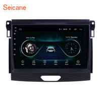 Wholesale navigation radios for ford resale online - Seicane Android inch Car Unit Player GPS Navigation Radio for Ford Ranger support Carplay Digital TV TPMS SWC DVR OBD
