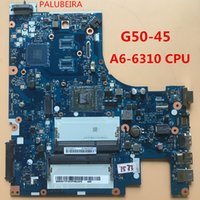 Wholesale laptop motherboards cpu online - PALUBEIRA for lenovo G50 laptop Motherboard A6 with CPU ACLU5 ACLU6 NM A281 tested