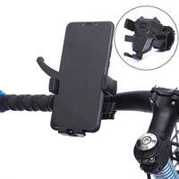 bisiklet için cep telefonu tutacağı toptan satış-Bisiklet Telefon Tutucu Cep Telefonu Dirsek Bisiklet Yol Dağ Bisikleti Gidon Navigasyon Cep Telefonu Tutucu # 2U12