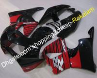 kits de carrocería para motos honda al por mayor-Para Honda CBR900RR 919 1998 1999 CBR919 98 99 CBR919 CBR900 Moda Moto ABS Plástico Body Works Motorcycle Fairing Kit
