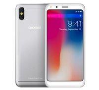 doogee phone оптовых-DOOGEE X53 5,3-дюймовый смартфон Android7.0 MT6580M Четырехъядерный процессор 1 ГБ ОЗУ 16 ГБ ПЗУ 5.0MP Двойные задние камеры 2200 мАч 3G WCDMA Сотовый телефон