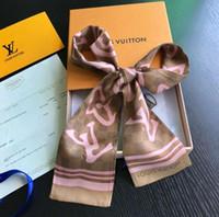 ancho de la banda al por mayor-Importó muchas bufandas, cintas para la cabeza, paquetes para el cabello, bolsos y accesorios de moda de lujo para mujeres de ancho 9 * 120 entrega gratuita
