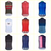 Wholesale team cycling clothing sale for sale - Group buy RAPHA team Cycling Sleeveless jersey Vest Hot Sale breathable and quick drying mountain Bike Clothes free delivery U60542