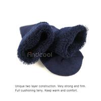 laine de haute qualité chaussettes hommes achat en gros de-Findcool Merino Wool Socks for Men Sports Sports Ski Camping Randonnée Chaussettes Grimpantes Full Terrry Support Warm High Quality