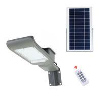 iluminación de seguridad 12v al por mayor-Luces solares LED, reflector de seguridad para exteriores, 100 lúmenes por vatio, impermeable IP66, autoinducción, luz de inundación solar para césped, jardín