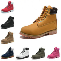 Wholesale boots mountaineering shoes resale online - Mens Women Luxury Designer Military Boot Fashion Roman Martin Boots Mountaineering Shoes Hiking Trainers Waterproof Boots Sneakers