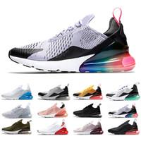 neue trauben schuhe großhandel-nike air max 270 New Huarache 4.0 1.0 Mens Womens Laufschuhe Triple Black Huaraches Atmungsaktive Turnschuhe Sneaker Schuhe Größe 36-45