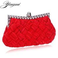 0befa73231042 Kaufen Sie im Großhandel Rote Hobo Handtaschen 2019 zum verkauf aus ...