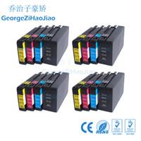 patronen für hp groihandel-4sets 950XL Kompatibel für HP 950XL HP950 Tintenpatrone für Officejet Pro 8600 8610 8615 8620 8630 8625 8660 8680 Drucker