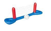 inflador de juguete al por mayor-Venta caliente piscina Juegos de pelota inflable agua con bomba para inflar con aire Voleibol Balonmano Baloncesto Piscina de agua Entretenimiento diversión del verano juguete de la playa