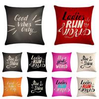 Fashion Textile Spandex 1 PCS Pillow Case Cover Solid Colors Home Decor #n