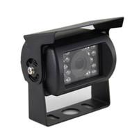 Wholesale wire truck resale online - Xgody Truck Reversing Camera m Wire Rear Camera Led v mm Angle Reversing For Bluetooth AV IN GPS Navigation