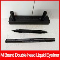 Wholesale Popular Brand Eye makeup Do not fade Liquid Eyeliner waterproof Eyeliner Pencil Black Net WT g